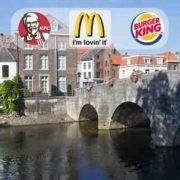 Roermond fastfoodhoofdstad Nederland - Vakantie in Nederland