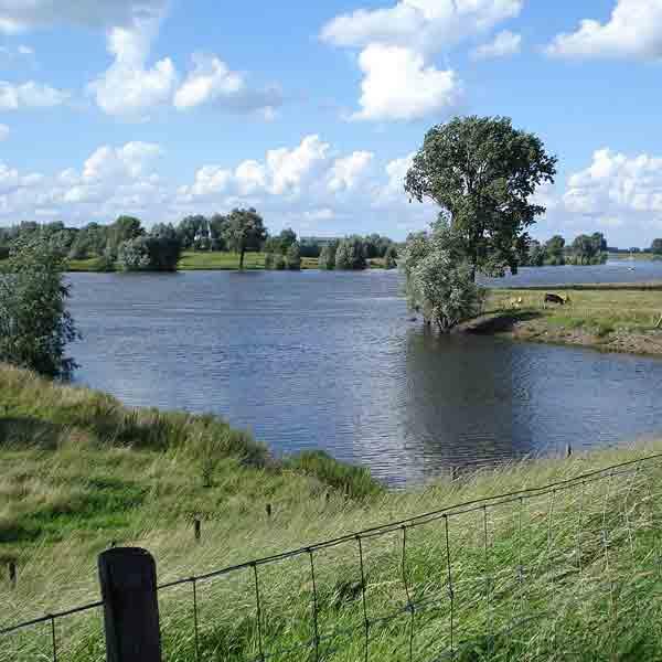 Terrassen aan de Maas - Vakantie in Limburg