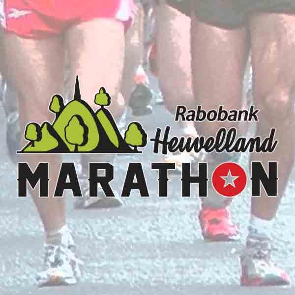 Rabobank Heuvelland Marathon: zondag 17 maart 2019 - Vakantie in Limburg