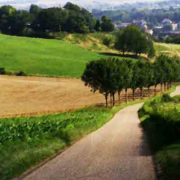 Uitkijkpunt Hulsveld in Simpelveld - Vakantie in Limburg