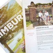 Beide Limburgen richten pijlen samen op Duitsland