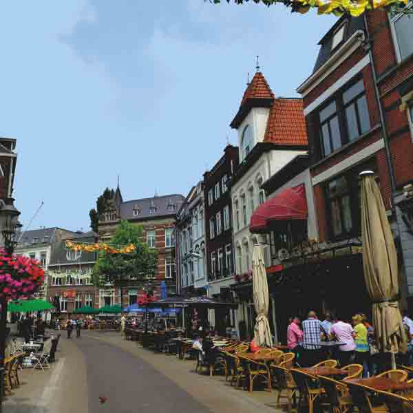 Hotels in Venlo - Vakantie in Limburg