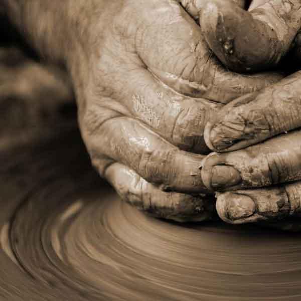 Manufacta III Ceramica, de tentoonstelling over ambacht en feest in De Domijnen