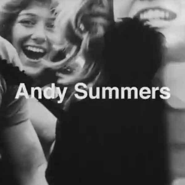Bonnefanten presenteert: Andy Summers, A Certain Strangeness