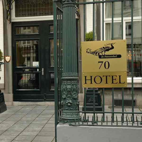 Hotel de Pauwenhof - Maastricht - Vakantie in Limburg