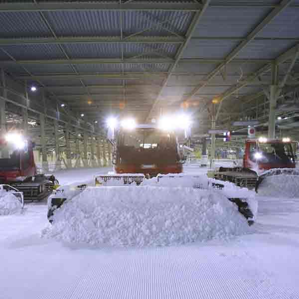 Snowworld - Landgraaf - Vakantie in Limburg