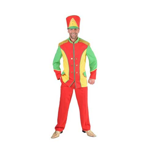 Limburgs carnavals kostuum