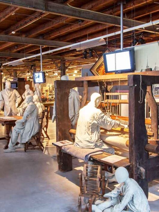 Museum de Kantfabriek - Horst