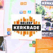 Nieuwe toeristische folder Eropuit in Kerkrade